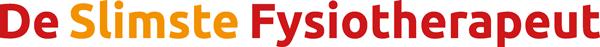De slimste fysiotherapeut Logo