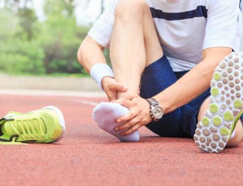 Enkel- en voetblessures